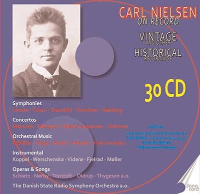 カール・ニルセン・オン・レコード~ ヴィンテージヒストリカル録音集
