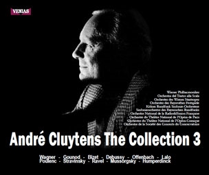 Andre Cluytens The Collection Vol.3