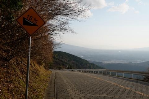 07明神峠からの下り