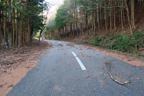 08御坂峠へ