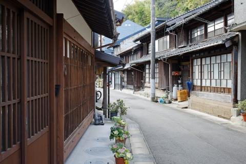 15由比の旧道風景