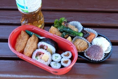 12吾妻山公園お弁当