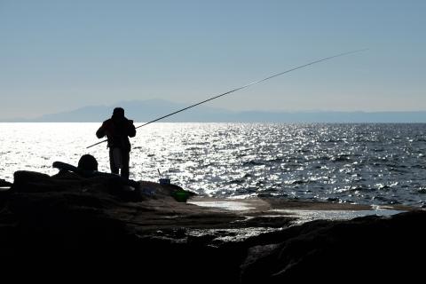20釣り人