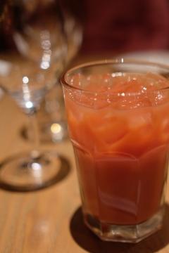 01ブラッドオレンジジュース