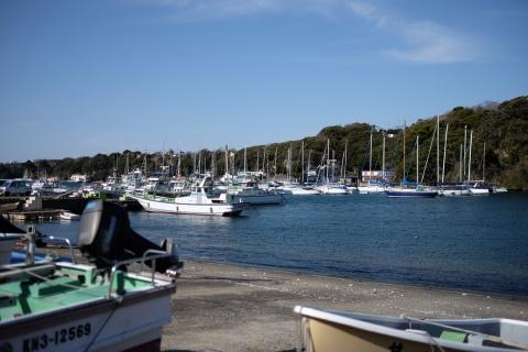 17小網代漁港
