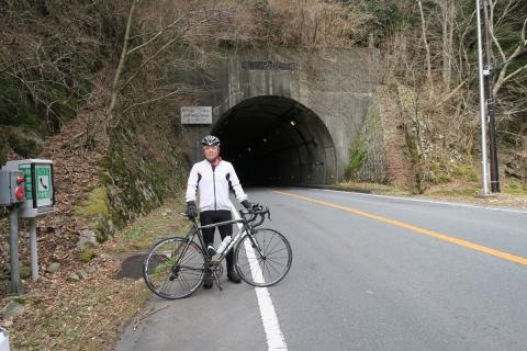 17新天城トンネル