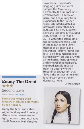 Emmy The Great_Mojo Review