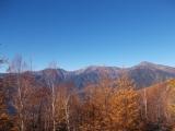 北岳周辺の山々