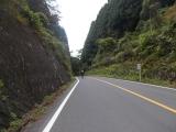 山伏峠を通過