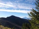 富士山と小金沢山