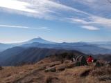 白谷ノ丸からの富士山