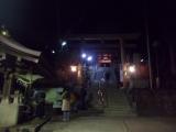 御岳神社は通過