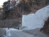 新片倉橋の砂防ダム