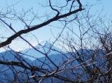 この日最初の富士山