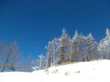 小雲取山を通過