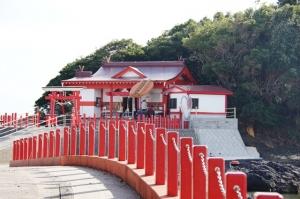 釜蓋神社①