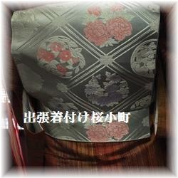 紬着物160314