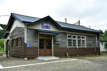 上厚内駅(2)