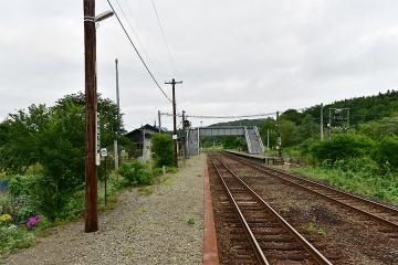 上厚内駅(9)