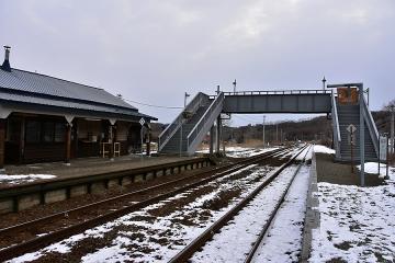 上厚内駅(10)