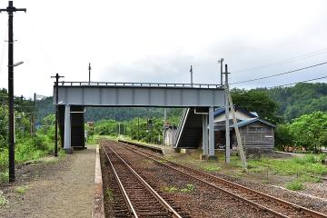 上厚内駅(11)