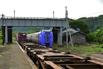 上厚内駅(12)