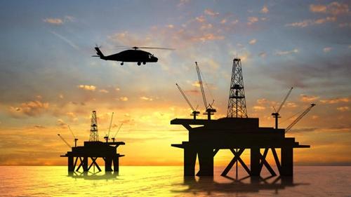 世界の石油産出量