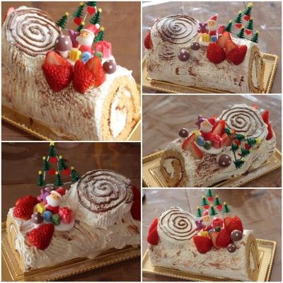 ケーキ5回目