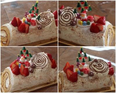 ケーキ6回目