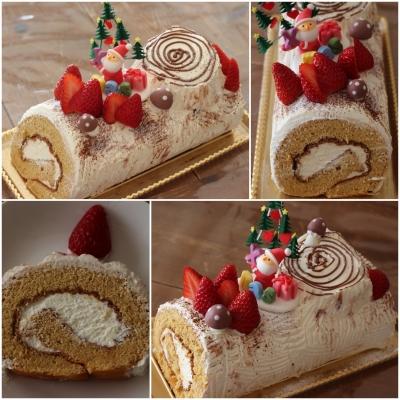 ケーキ8回目