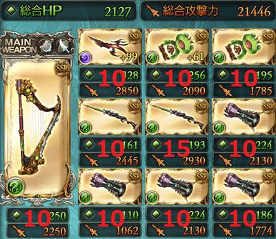 風武器パスタ2015
