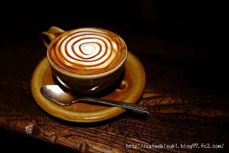 cafe la famille◇キャラメルマッキアート