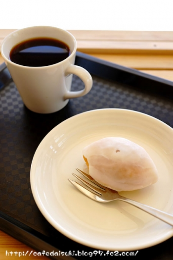 FRENCH COFFEE FANCLUB◇トップ・スペシャルティ&レモンケーキ