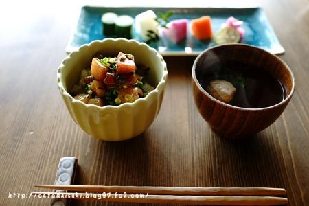 御料理屋kokyu.◇お食事(海鮮丼)