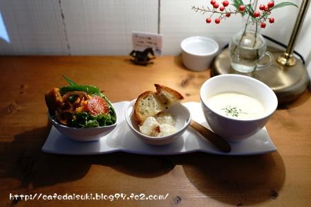 NONOWA CAFE◇ランチの前菜