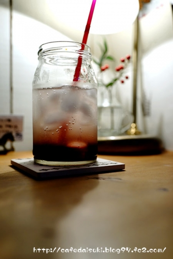 NONOWA CAFE◇カシスソーダ