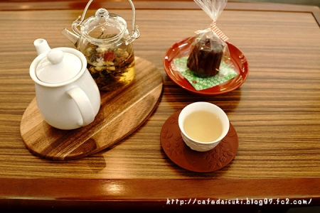 Tea Roma◇金輪光&カヌレ