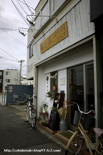 菓子店 Yonna◇外観