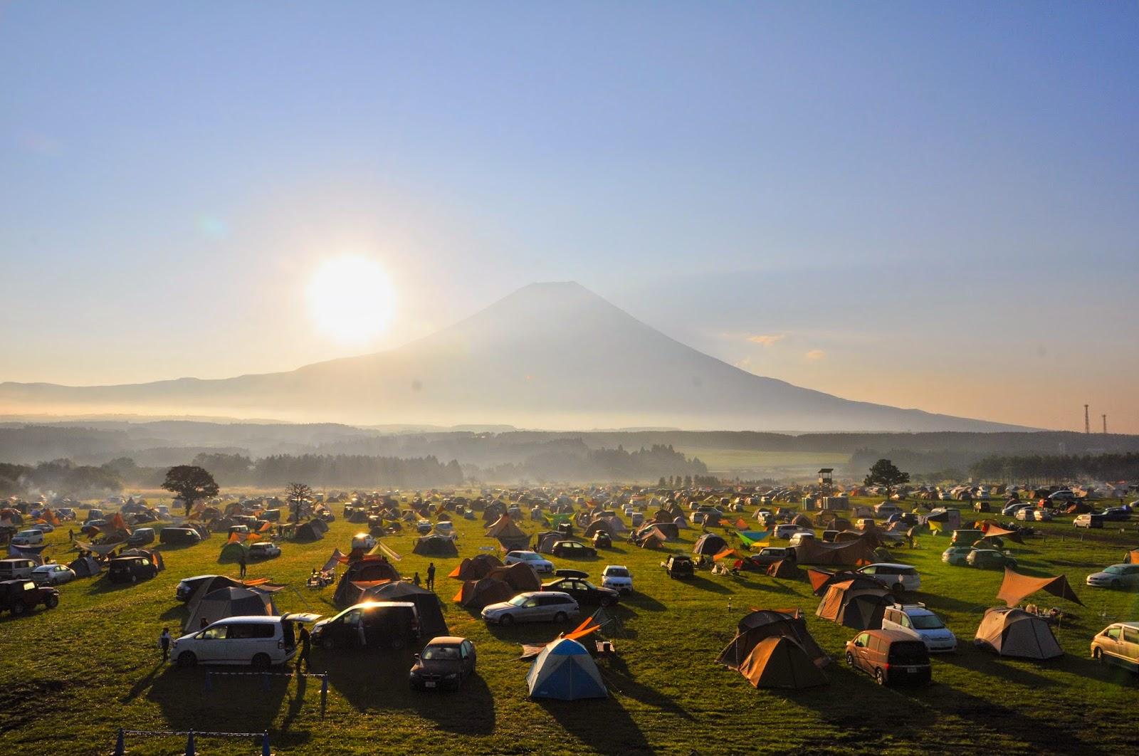 富士山麓 ライブ