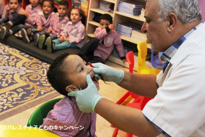 子ども歯科検診