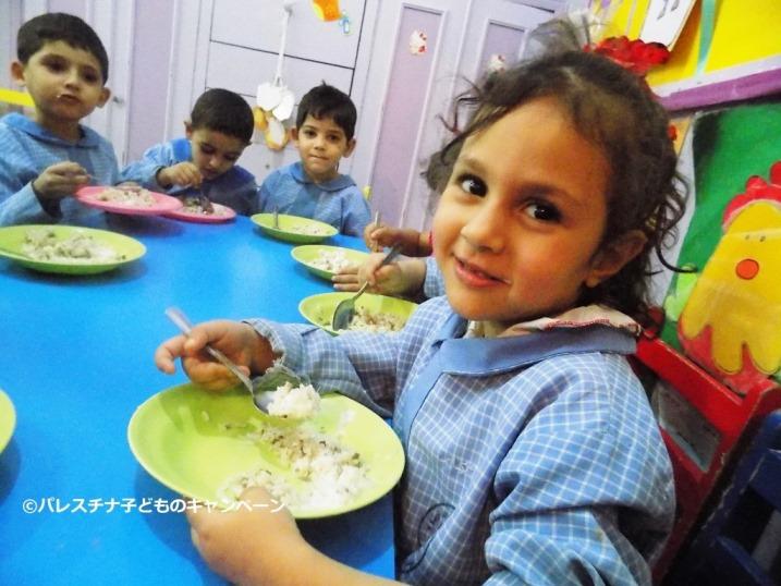幼稚園給食提供