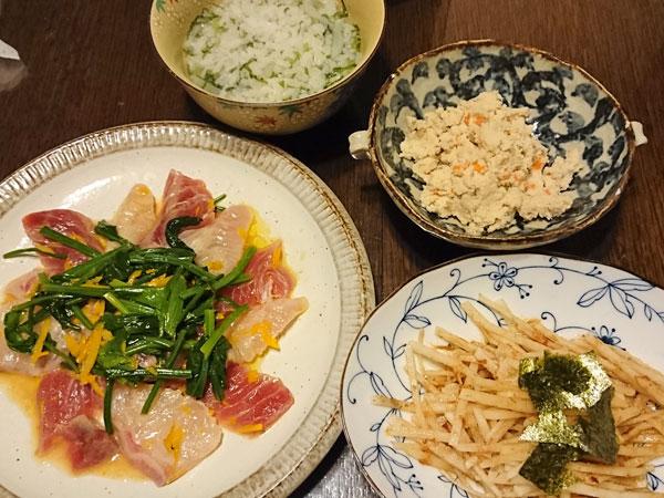 20160107ご飯