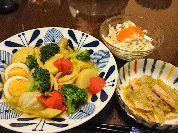 20160108ご飯