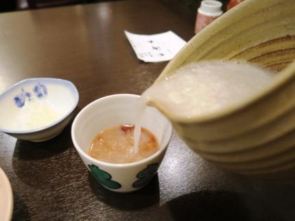 16-2-26 蕎麦湯
