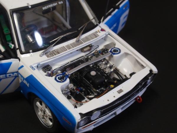 510レーシングカー完成