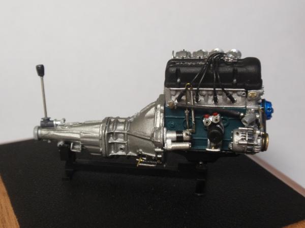 510レーシングカーエンジン4