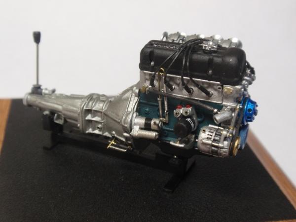 510レーシングカーエンジン1