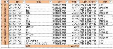 2015-11医療費