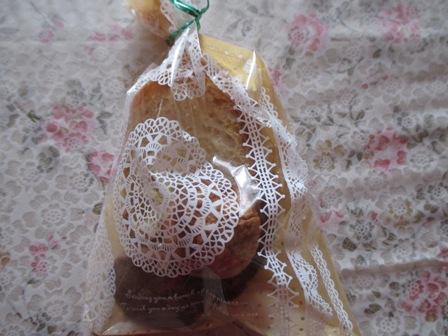 2016年・Hちゃんからのチョコレート