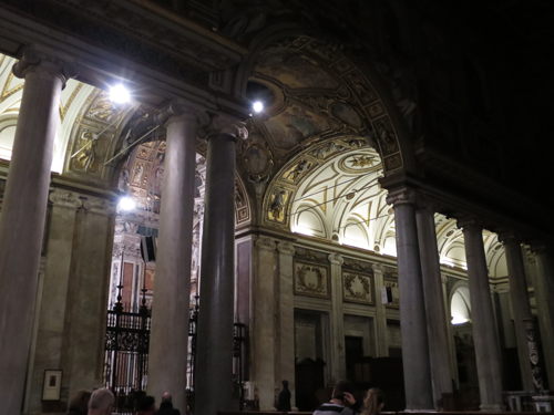 ROME 1 STA MM ARC